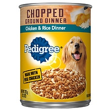 Pedigree Ground Dinner Food For Dogs