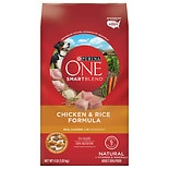 Purina One SmartBlend Dry Dog Food Chicken & Rice Formula