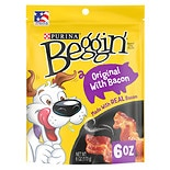 Purina Beggin' Strips Dog Snacks Bacon