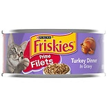 Purina Friskies Prime Filets Cat Food Turkey Dinner in Gravy