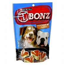 T Bonz Dog Snack Porterhouse