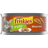 Purina Friskies Classic Pate Cat Food Mixed Grill
