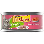 Purina Friskies Salmon Dinner Classic Pate Cat Food Salmon Dinner