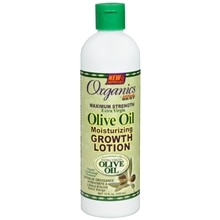 Africa's Best Organics Olive Oil Moisturizing Growth Lotion