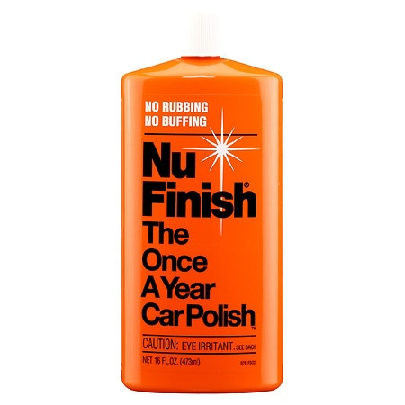 Nu Finish Car Polish