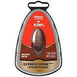 Kiwi Express Shine Instant Shoe Shine Sponge Brown