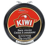Kiwi Black Shoe Polish Black