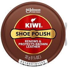 Brown Shoe Polish, Brown