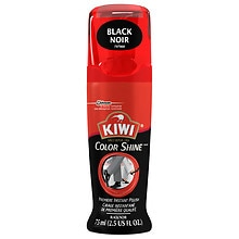 Kiwi Color Shine Premier Instant Polish Black