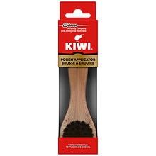 Kiwi Polish Applicator Brush for Leather