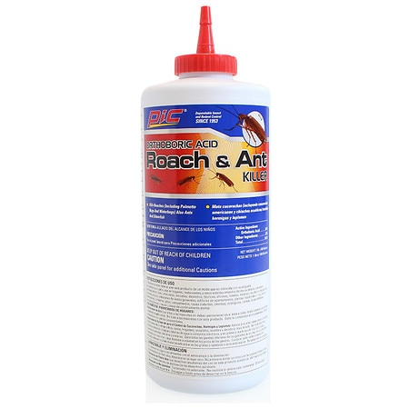 Pic Boric Acid Roach Killer III Powder
