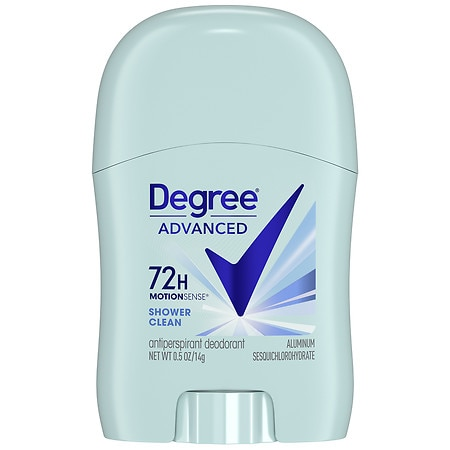 Degree Dry Protection Antiperspirant Deodorant Shower Clean