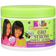 Africa's Best Kids Organics Gro Strong Triple Action Growth Stimulating Therapy for Hair