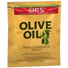 Organic Root Stimulator Olive Oil Replenishing Pak Deep Penetrating Conditioner
