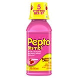 Pepto-Bismol Upset Stomach Reliever/Antidiarrheal Liquid Cherry
