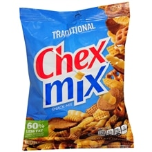 Chex Mix Traditional Snack, Traditional