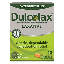 Laxative Tablets, Comfort Coated Tablets