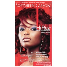 SoftSheen Carson Hi Rez Permanent Hair Color Kit