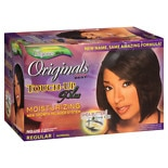 Africa's Best Organics Touch-Up Plus Moisturizing New Growth Relaxer System