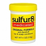 Sulfur8 Anti-Dandruff Hair & Scalp Conditioner