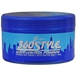 Luster's S-Curl 360 Style Wave Control Pomade