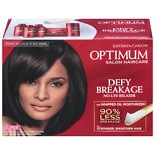 Optimum Care Salon Collection Anti-Breakage No-Lye Relaxer System, Super