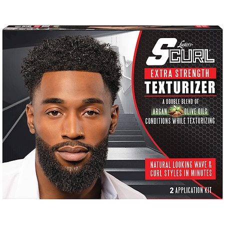 Luster's S-Curl Texturizer Kit Extra Strenhth
