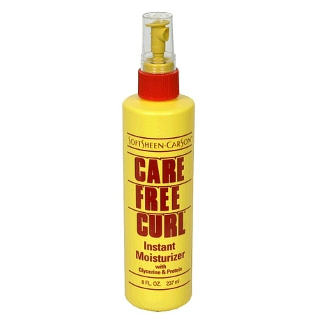 Care Free Curl Instant Moisturizer Spray For Hair