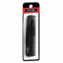 Ace Black Pocket Comb