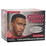S-Curl Comb-Thru Hair Texturizer Extra Strength