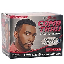 Comb-Thru Hair Texturizer, Extra Strength