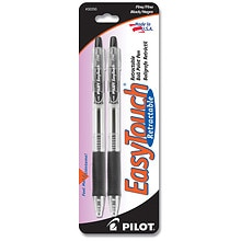 Pilot EasyTouch Retractable Ball Point Pens Fine