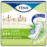 Tena Serenity Active Ultra Thin Long Pads