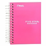 Mead Five Star Fat Lil' Notebook 5 1/2 x 3 1/2 in