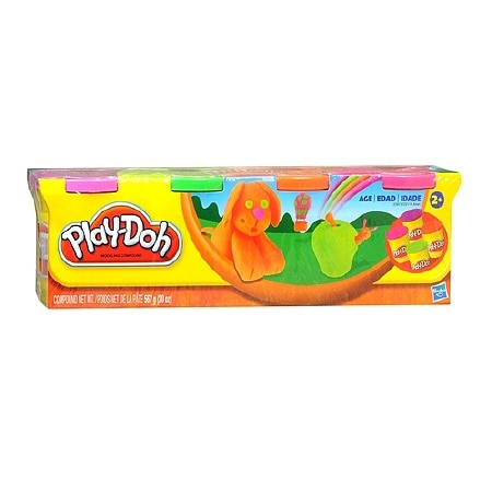 Play-Doh Modeling Compound 4 Pack