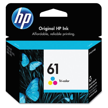 HP Ink Cartridge 61 Tri-Color