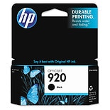 Hewlett Packard Officejet Ink Cartridge 920 Black