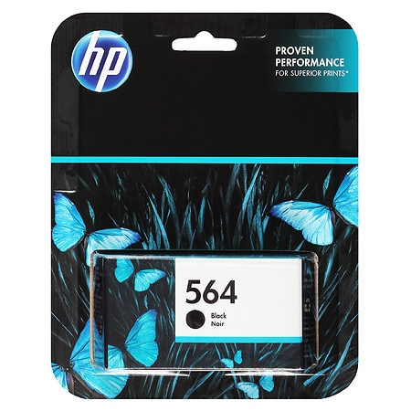 HP Photosmart Ink Cartridge 564 Black