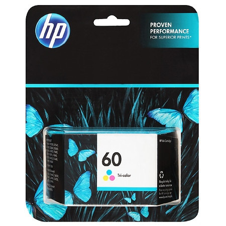HP Ink Cartridge 60 Tri-Color