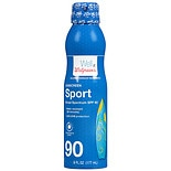 Walgreens Sport Continuous Spray Sunscreen