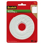 Scotch Mounting Tape1""