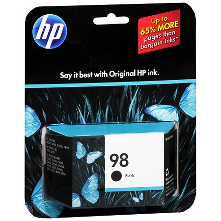 HP Ink Cartridge 98