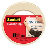 Scotch Home and Office Masking Tape3/4""