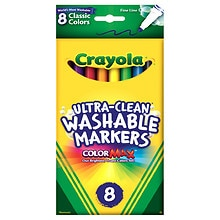 Crayola Washable Markers Classic Colors