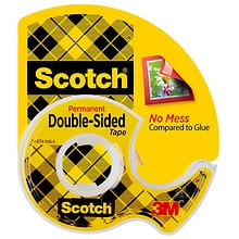 Scotch Double Sided Tape Permanent