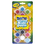 Crayola Washable Kids' Paint Set Assorted Colors
