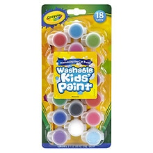 Washable Kids' Paint Set, Assorted Colors