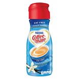 Coffee-mate Fat Free Coffee Creamer French Vanilla