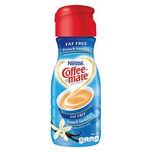 Coffee-mate Coffee Creamer Fat Free French Vanilla