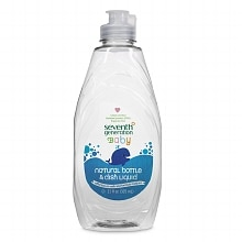 Seventh Generation Baby Bottle & Dish Liquid